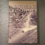 Step Across This Line, Salman Rushdie