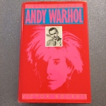 The Life and Death of Andy Warhol by Victor Bockris