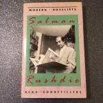 Modern Novelists: Salman Rushdie by D.C.R.A. Goonetilleke