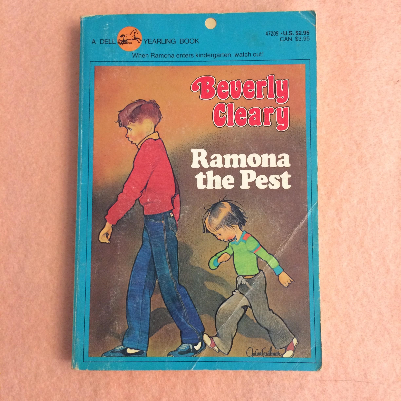 ramona the brave ramona quimby