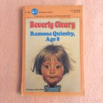 Beverly Cleary, Ramona Quimby Age 8