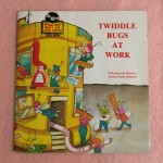Sesame Street, Twiddle bugs at work, Sesame Street, record