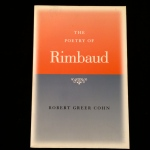 The Poetry of Rimbaud, Robert Greer Cohn
