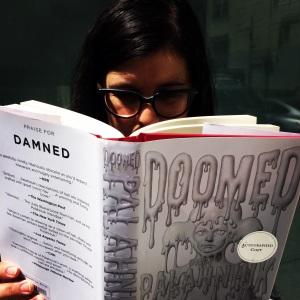 Doomed, Chuck Palahniuk, Damned