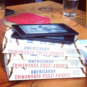 Americanah, Chimamanda Ngozi Adichie, kindle