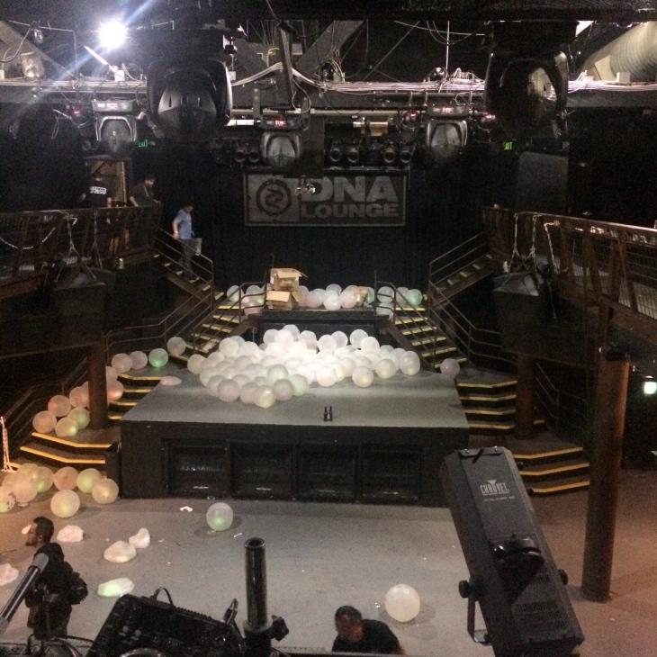 Chuck Palahniuk, DNA nightclub, Beautiful You