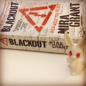 Mira Grant, Blackout, skeletal dropkick