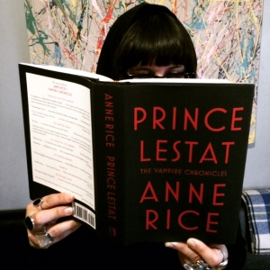 Prince Lestat, Anne Rice, Vampire Chronicles