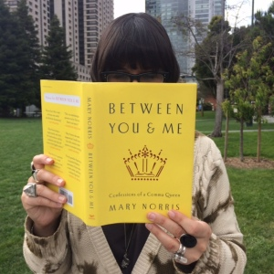 Between You and Me, Confessions of a Comma Queen, Mary Norris