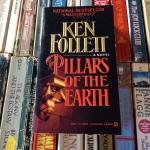 Pillars of the Earth, Ken Follett