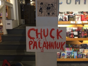 Chuck Palahniuk, Fight Club 2
