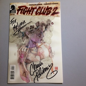 Chuck Palahniuk, Fight Club 2
