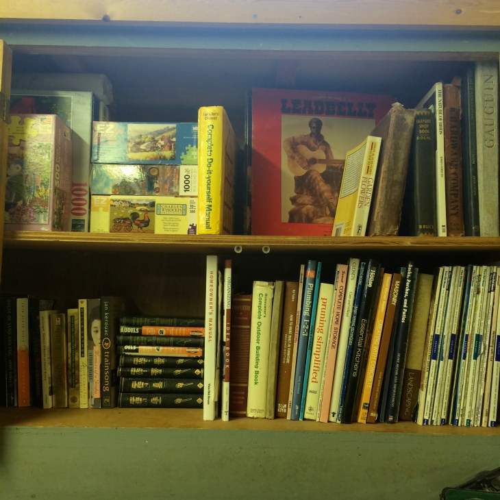 books, workshop, library