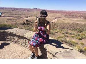 Patti Smith, M Train, Painted Desert