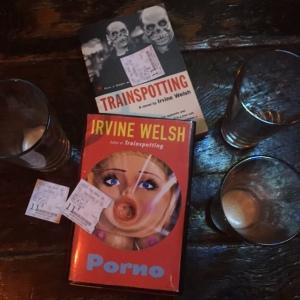 Trainspotting, Porno, Irvine Welsh, Renton, Begbie, Spud, Sickboy