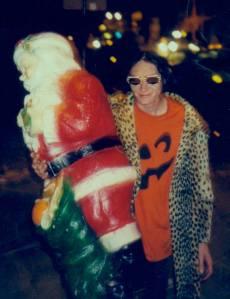 Seedy and Santa